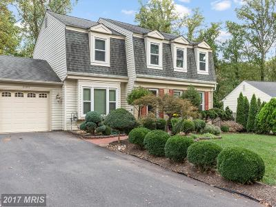 Annandale Single Family Home For Sale: 9104 Meadow Rue Lane