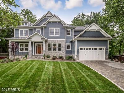 Vienna VA Single Family Home For Sale: $1,695,000