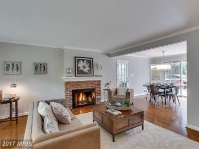 Alexandria Single Family Home For Sale: 1117 Westmoreland Road