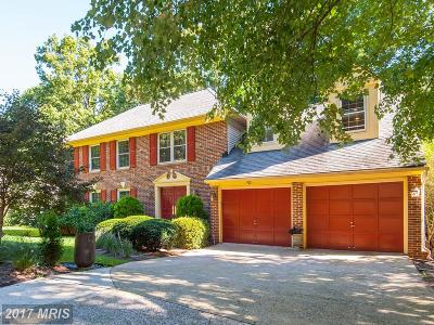 Reston Single Family Home For Sale: 11680 Bennington Woods Road