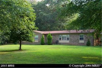 Fairfax Single Family Home For Sale: 7614 Old Ox Road