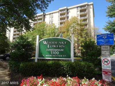 Falls Church Condo For Sale: 3100 Manchester Street S #422