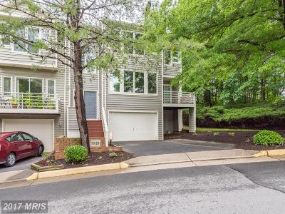 Reston Townhouse For Sale: 11121 Lakespray Way