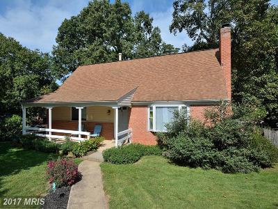 Kings Park West Single Family Home For Sale: 9702 Commonwealth Boulevard
