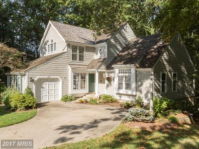 Reston Single Family Home For Sale: 11633 Springhouse Place