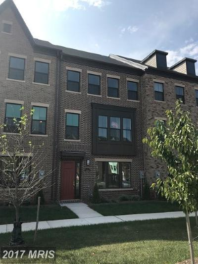 Townhouse For Sale: 13654 Air And Space Museum Parkway