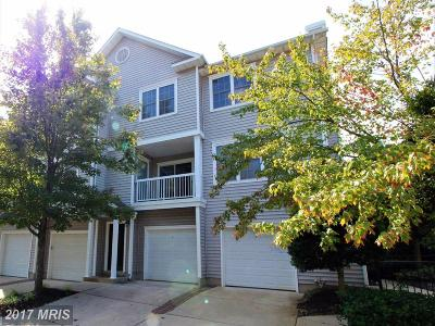 Fairfax Townhouse For Sale: 12901 Fair Briar Lane