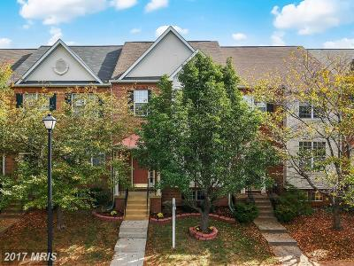 Herndon Townhouse For Sale: 2407 Fieldcreek Drive