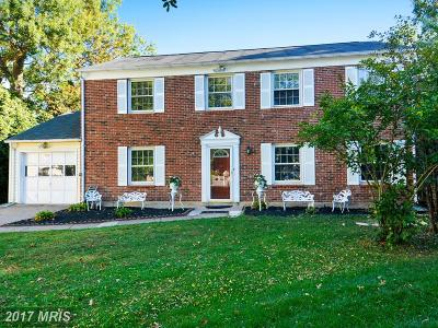 Herndon Single Family Home For Sale: 1103 Treeside Lane