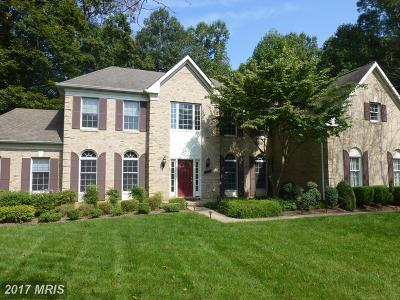 Clifton Single Family Home For Sale: 7701 Rose Gate Court