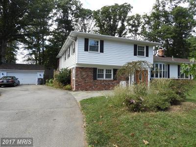 Fairfax Single Family Home For Sale: 4504 Guinea Road