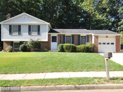Springfield Single Family Home For Sale: 8371 Magic Leaf Road