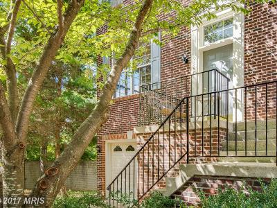 Vienna Townhouse For Sale: 9540 Daniel Lewis Lane