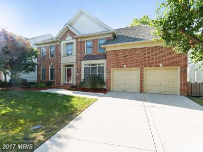 Vienna Single Family Home For Sale: 8155 Silverberry Way