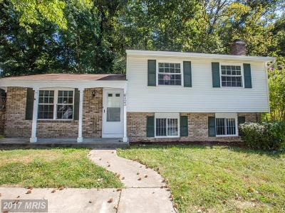Springfield Single Family Home For Sale: 8123 Winter Blue Court