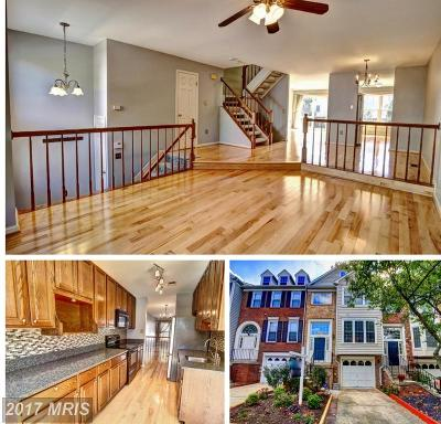 Kingstowne Townhouse For Sale: 7049 Ashleigh Manor Court