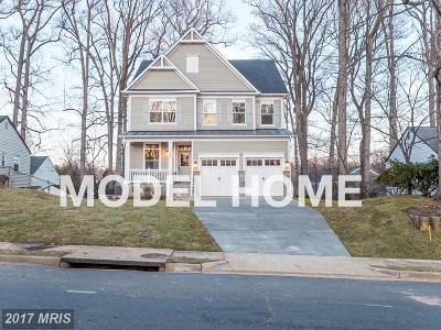 Falls Church Single Family Home For Sale: Griffith Road