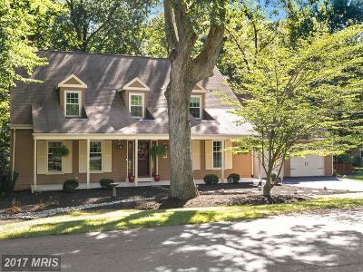 Fairfax Single Family Home For Sale: 5130 Pheasant Ridge Road