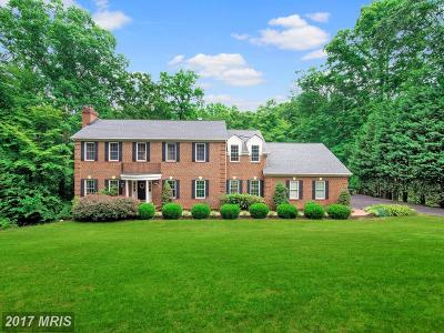 Clifton Single Family Home For Sale: 8204 Thomas Ashleigh Lane