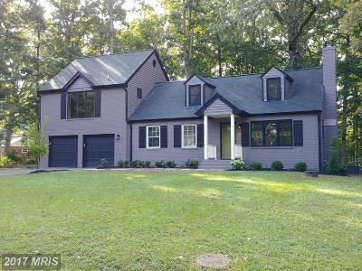 Burke Single Family Home For Sale: 5639 Fort Corloran Drive