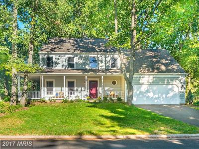 Reston Single Family Home For Sale: 11206 Longwood Grove Drive
