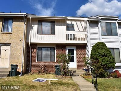Reston, Herndon Townhouse For Sale: 2169 Oram Place