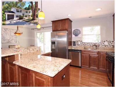 Burke Single Family Home For Sale: 6115 Wilmington Drive