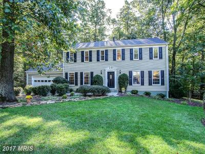 Reston Single Family Home For Sale: 11413 Running Cedar Road