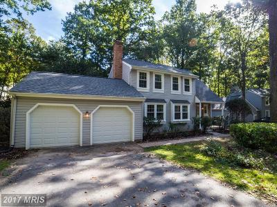 Burke Single Family Home For Sale: 5926 New England Woods Drive