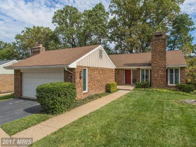 Oakton VA Townhouse For Sale: $585,000