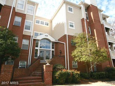Fairfax Condo For Sale: 4225 Mozart Brigade Lane #95