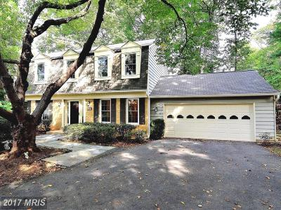 Annandale Single Family Home For Sale: 3409 Monarch Lane