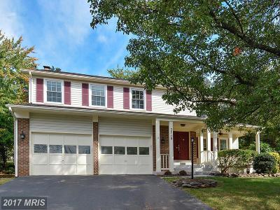 Fairfax Single Family Home For Sale: 3508 Honey Locust Court