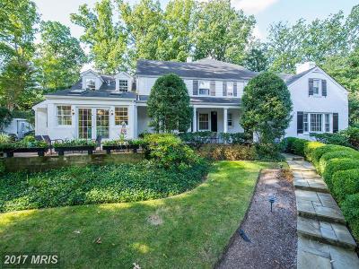 Alexandria Single Family Home For Sale: 5938 Wilton Road