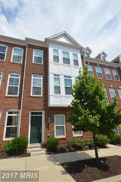 Fairfax Townhouse For Sale: 9502 Canonbury Square