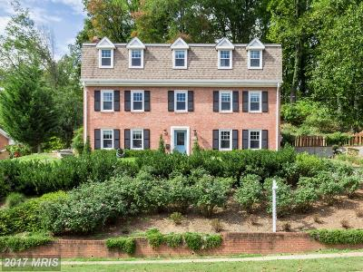Mclean Single Family Home For Sale: 6231 Kellogg Drive