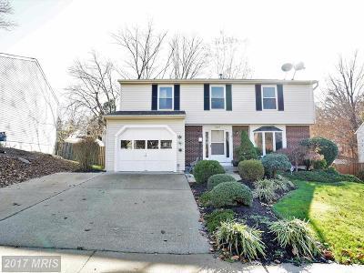 Lorton Single Family Home For Sale: 7667 Fallswood Way