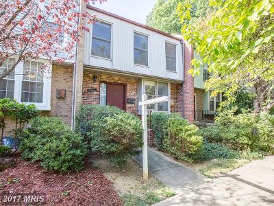 Alexandria Townhouse For Sale: 6314 Eighth Street