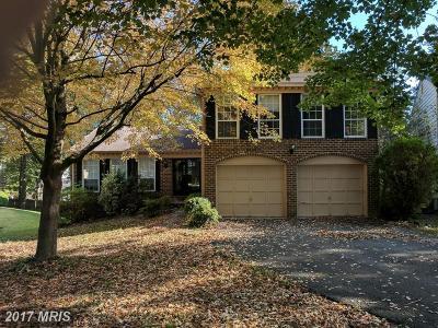 Fairfax Single Family Home For Sale: 10901 Fox Sparrow Court