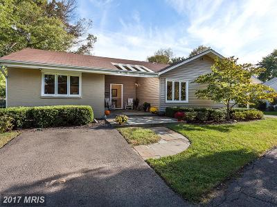 Alexandria Single Family Home For Sale: 2407 Wittington Boulevard