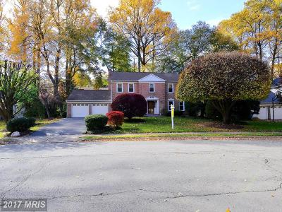Vienna Single Family Home For Sale: 215 Apple Blossom Court