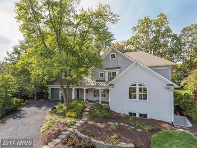 McLean Single Family Home For Sale: 1700 Crescent Lane