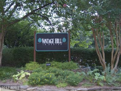 Reston Condo For Sale: 11619 Vantage Hill Road #22B