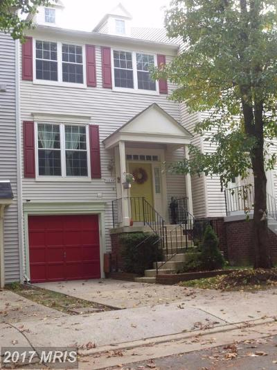 Burke Townhouse For Sale: 12249 Wye Oak Commons Circle #83