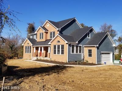 Alexandria Single Family Home For Sale: 4326 Agnew Avenue