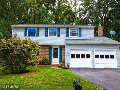 Burke Single Family Home For Sale: 6129 Covered Bridge Road