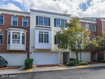 Vienna Townhouse For Sale: 1496 Northern Neck Drive