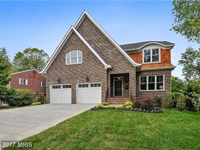 Falls Church Single Family Home For Sale: 6636 Gordon Avenue