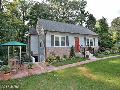 Lorton Single Family Home For Sale: 9524 4th Place