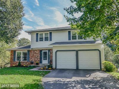 Burke Single Family Home For Sale: 9825 Wolcott Drive